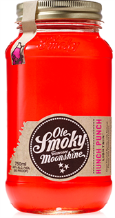 Ole Smoky Moonshine Hunch Punch Lightnin' 750ml